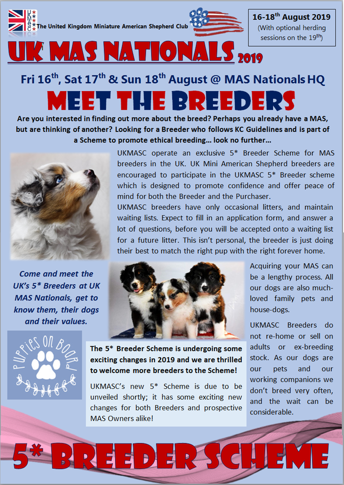 Meet The Breeders