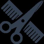 scissor-comb